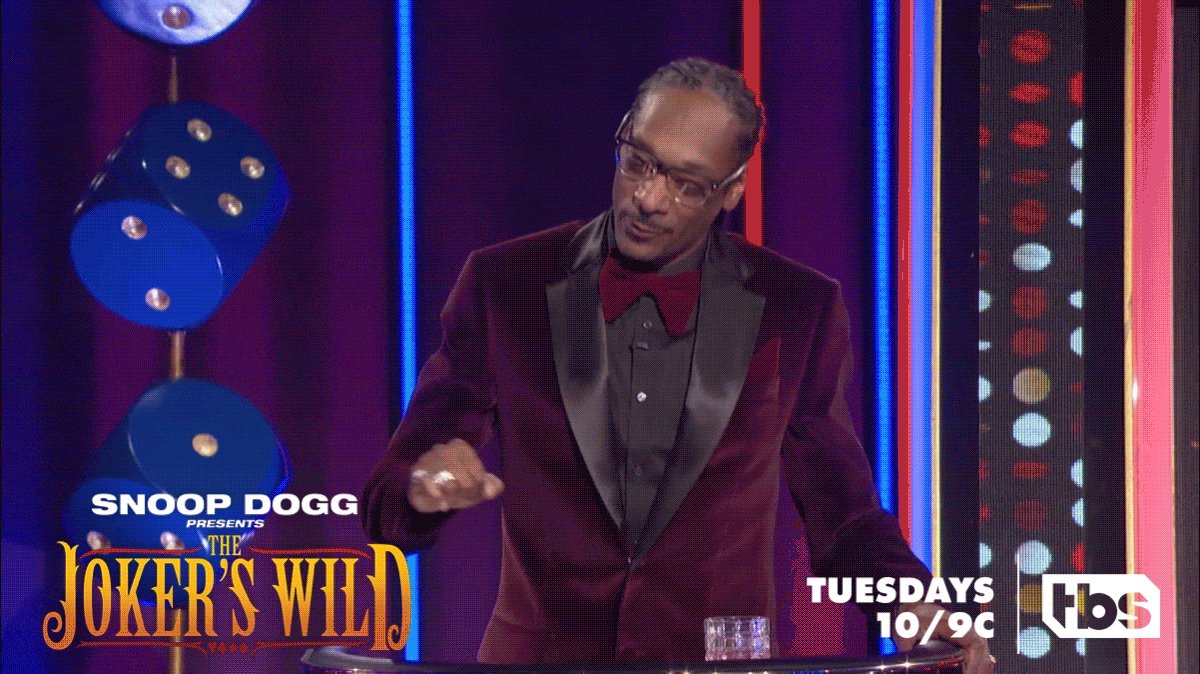 RT @JokersWildTBS: Time to pull it back & win some stacks. #JokersWild starts NOW! https://t.co/eLCG9lM1UZ