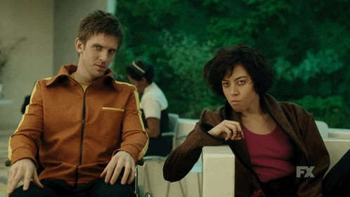 RT @TVGuide: Still not watching #LegionFX? Here's why it's one of the best shows of the year https://t.co/Q4Ue9xBlpg https://t.co/PVVpK1f0i7