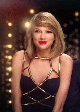 Happy birthday to Taylor Swift!   A cantora norte-americana completa 28 anos.