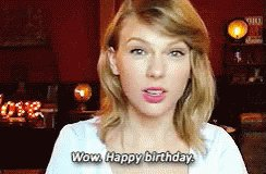 Happy bday Taylor Swift!