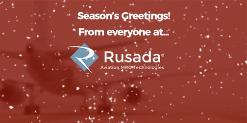 As we approach the end of 2017 and look forward to 2018, we wish all of our customers, suppliers, partners and the wider aviation community a happy and peaceful festive period. Watch our seasonal message at https://t.co/v6CbG8hNGm