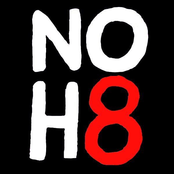 Today we celebrate 9 years of the @NOH8C...