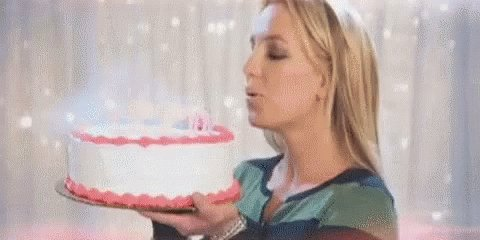 Happy Birthday Miss Britney Spears The Pop Princess