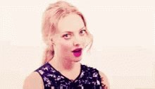 Happy Birthday Amanda Seyfried you have a beautiful mouth