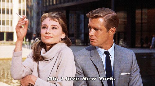Good evening New York!