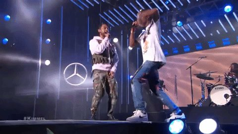 Watch @Miguel bring out #TravisScott (@t...