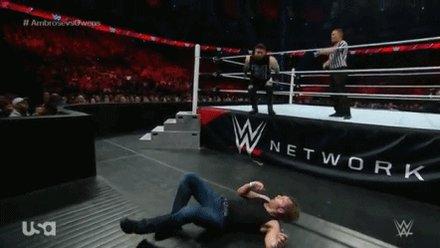 Happy Birthday to Dean Ambrose.