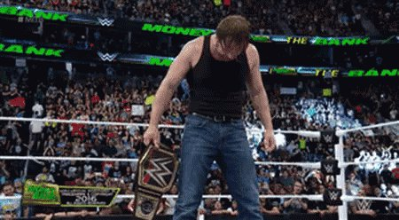 Happy Birthday Dean Ambrose!