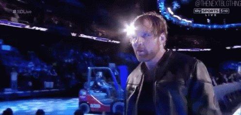 Happy Birthday, Dean Ambrose!!