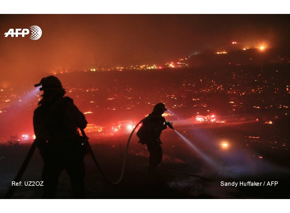 AFP Photo's photo on Southern California