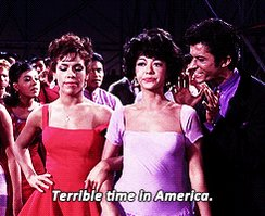 Happy Birthday Rita Moreno co-star of West Side Story