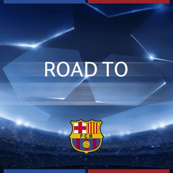 RT @FCBarcelona_cat: Propera parada del viatge a Kíev... 🇬🇧 LONDRES!  🙌 Chelsea-Barça 🙌  #UCLdraw #RoadToKyiv https://t.co/Tdd6FJInmc