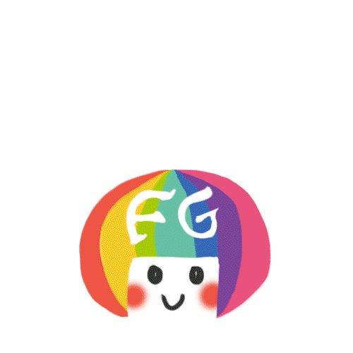 #あなたの来年を表す漢字三文字  FGちゃんの来年を表す漢字三文字は 「名」と「名」と「色」です。  つまり?  _人人人_ > 7色! <  ̄Y^Y^Y^ ̄