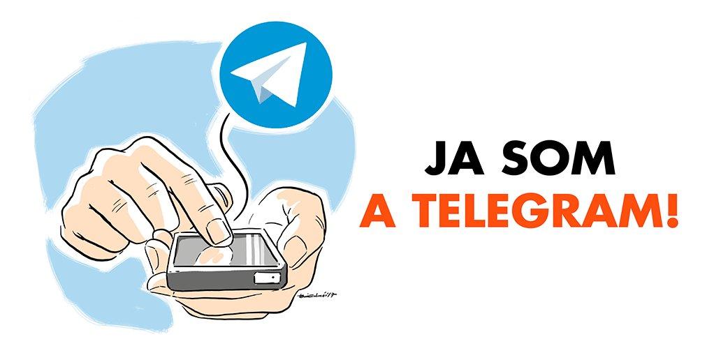 Hola! Ens veiem al canal de Telegram d'Ò...