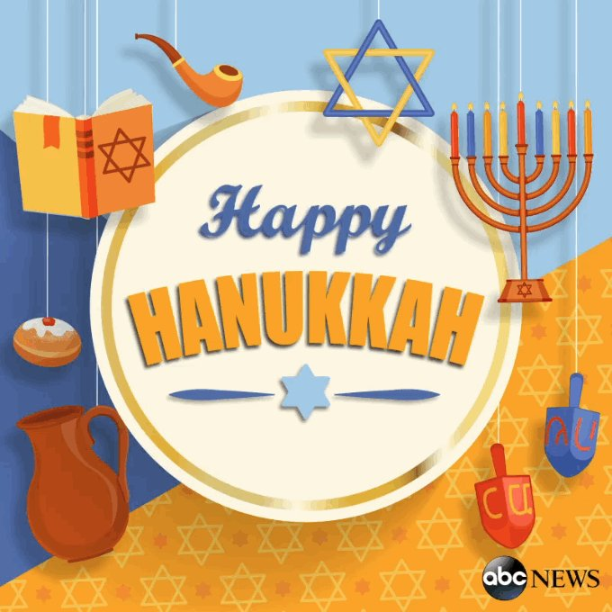 RT @ABC: Wishing you a very happy third night of #Hanukkah from all of us at @ABC News! https://t.co/QH3l5Jsfqv https://t.co/DIpacZnn5P