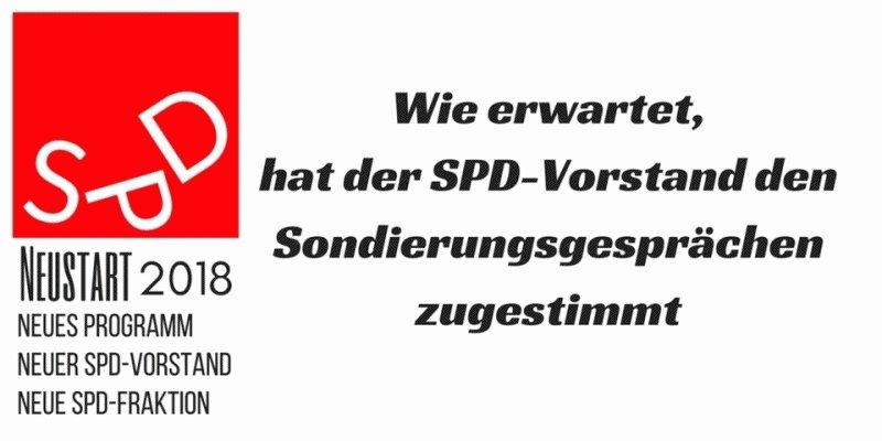#SPDerneuern  #spdbpt17 #SPD #KoKo #GroKo #Sondierung #Sondierungsgespraeche https://t.co/JZvCoAmMxD