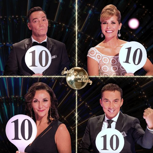 A 40 for Debbie and Giovanni! #StrictlyFinal https://t.co/3xZM9Qg90X