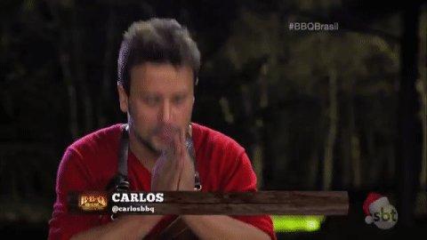 Como agradece, Carlos? #BBQBrasil #BBQBr...
