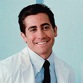 Happy 37th Birthday to the message-less Jake Gyllenhaal!