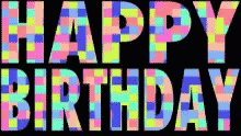 Happy birthday Alyssa