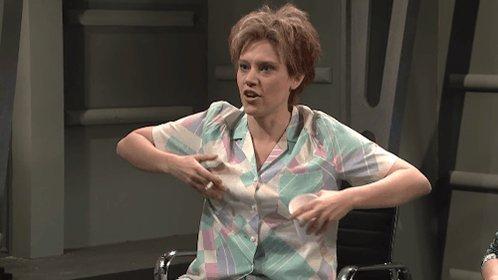 Happy Birthday to comedic goddess Kate McKinnon!