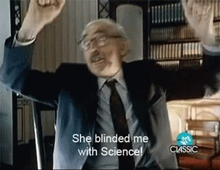 Scott Barolo On Twitter 37 She Blinded Me With Science Thomas