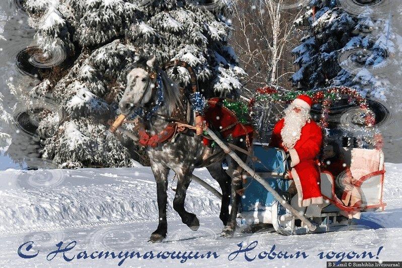Новогодние поздравления казакам фото