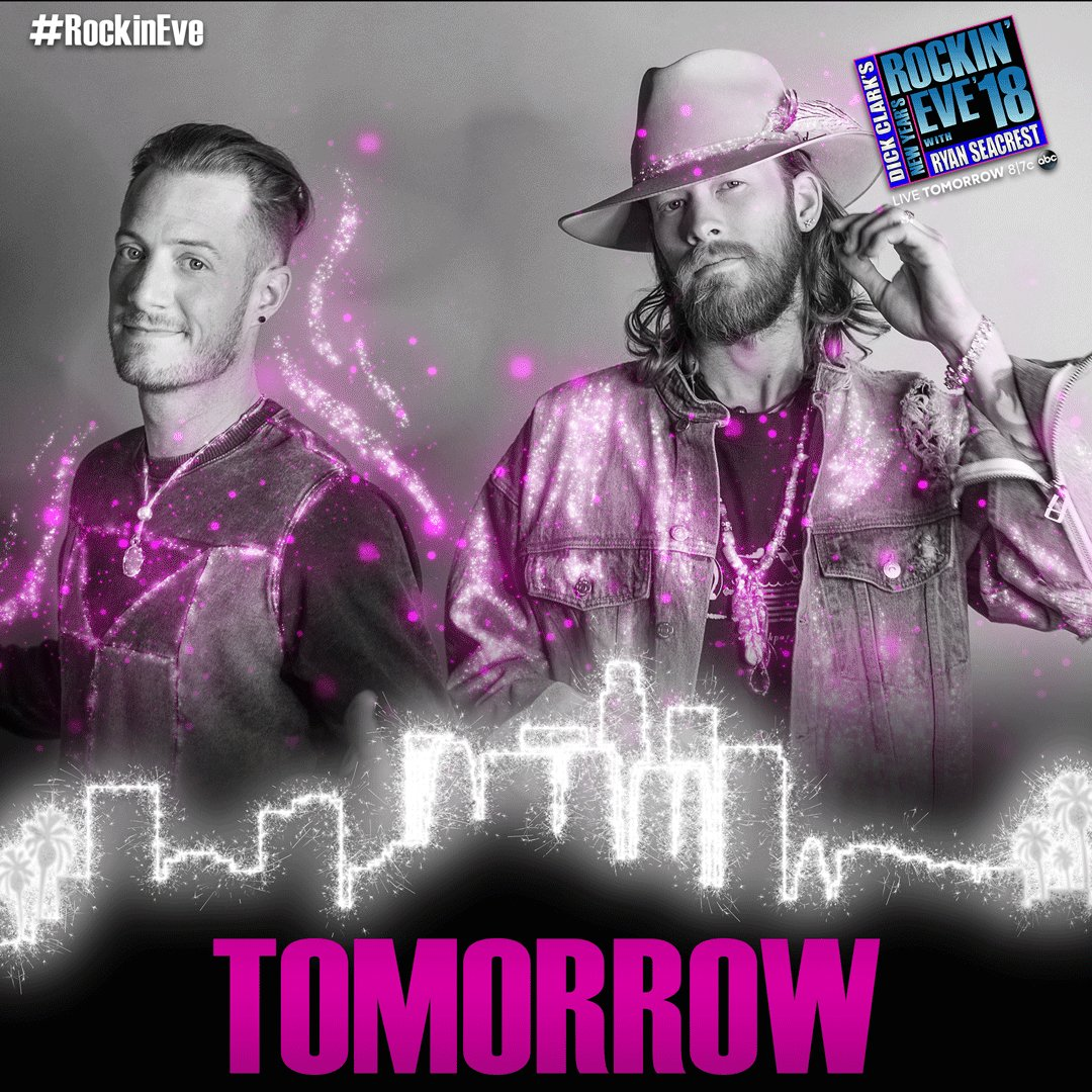 Can't wait for @NYRE TOMORROW! Ring in t...