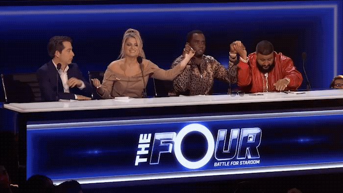 RT @TheFourOnFOX: Man, another crazy amazing episode. So much talent! We love #TheFour. ❤️ See you next week! https://t.co/JXF2DmNIZc