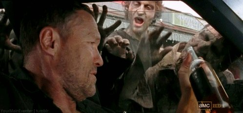 #YodaTVShows  The Dead are Walking, they are https://t.co/JyFcoNj8lZ