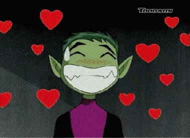 I am so sorry I am late, Happy Be-lated birthday to my favorite character beast boy a.k.a Greg Cipes