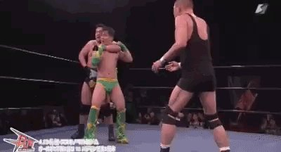 What kind of finishing move is this? lma...