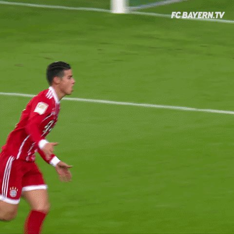 ¡¡¡GOOOOOL!!! ¡Qué golazo de @jamesdrodriguez!   #B04FCB 1-3 (90'+1) https://t.co/NyuojsWvO7