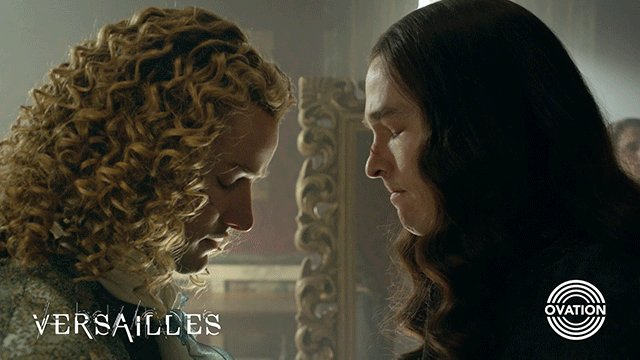 RT @ovationtv: Always being there for each other no matter what #SideEffectsOfDating #Versailles #VersaillesFamily https://t.co/tN2gl6iXDv