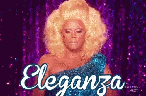 @borjateran Eleganza extravaganza https:...