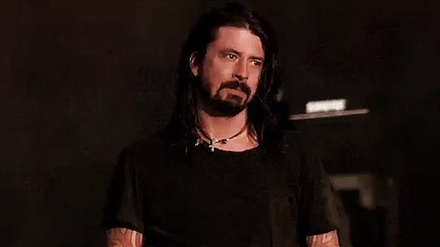 . frontman Dave Grohl turns 49 today! Happy Birthday