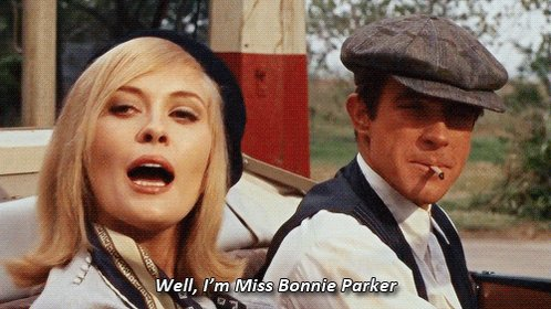 Happy birthday to actress star of 1967 Bonnie and Clyde!