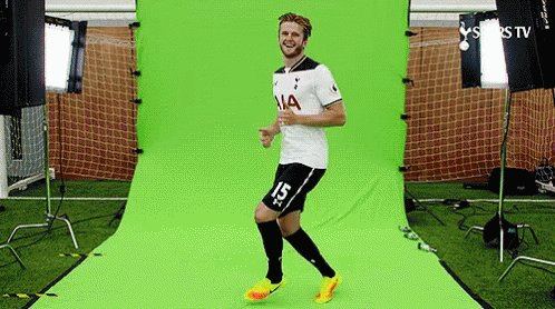 Happy Birthday to Eric Dier