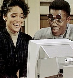 RT @Sybil872: Watching #ADifferentWorld marathon on @BET all day! https://t.co/xi0tvF6mAZ