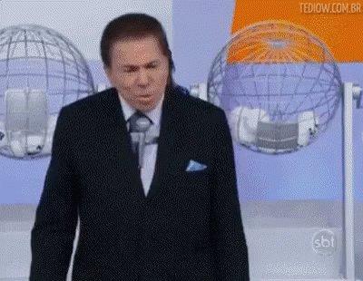 Que tiro foi esse versão Silvio 😂😂 #Terç...