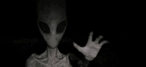 #WhenTheAliensCome I'm turning on my spe...