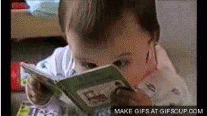 RJ si da alle letture pesanti. #twittami...