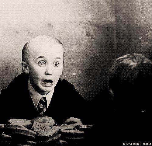 L'urlo di Munch, Malfoy edition: #HarryP...
