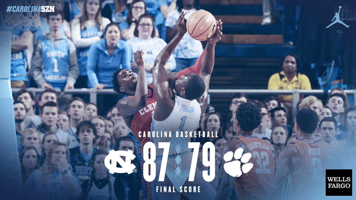 Carolina Basketball's photo on Basketball