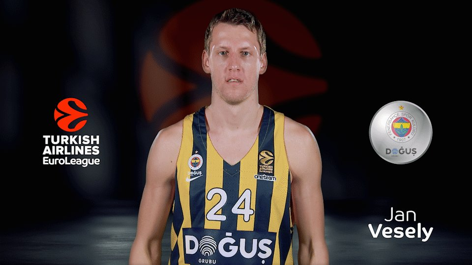 There goes @JanVesely24 again...💪   #Gam...