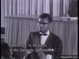RIP to the great Patrice Lumumba, assass...