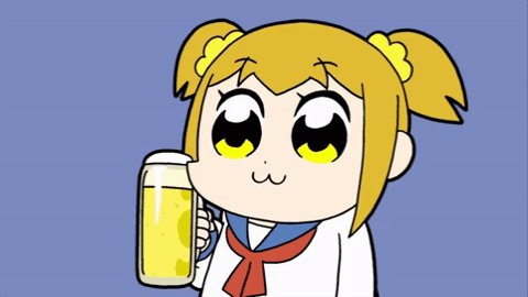 IT'S TIIIIME  (via Pop Team Epic) https:...