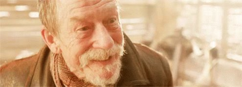 Happy birthday, John Hurt! You will always be remembered as The Doctor!