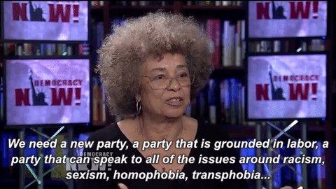 Happy Birthday to the brilliant radical revolutionary Angela Davis.