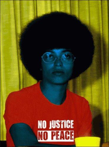 Happy Birthday Angela Davis. One powerful Black woman.